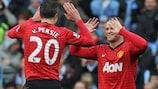Robin van Persie ha segnato 11 gol in Premier League