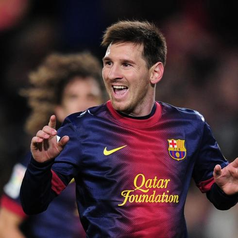 Messi Makes It Four Fifa Ballon D Or Wins In A Row Uefa Champions League Uefa Com