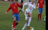 Spain and Denmark played out a scoreless draw in Madrid