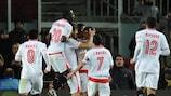 El Sevilla es uno de los 18 equipos que entran a escena en la tercera ronda de clasificación