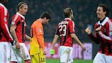 Barcelona regroup after 'hard blow'