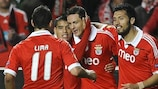 Stylish Benfica put an end to Leverkusen