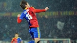 Stocker leads Basel to Dnipro triumph