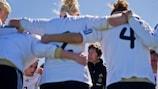 Deutschlands Trainerin Maren Meinert will ihr Team wieder zur Endrunde führen