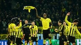Last-gasp Dortmund comeback stuns Málaga