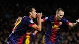 Missione compiuta per il Barcellona
