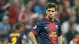 Xavi y el Barça admiten la superioridad germana