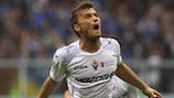 Adem Ljajić is leaving Fiorentina for Roma