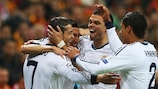 Relieved Madrid turn focus to final goal