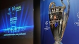 Bayern enfrenta Barcelona, Dortmund mede forças com Real Madrid