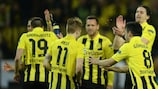 Dortmund clinched an emphatic win against Madrid