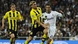 Dortmund survive Madrid's late surge