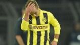 Mario Götze è infortunato da fine aprile