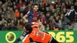 Cesc si traveste da Messi: Barça forza 5