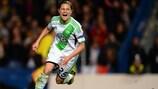 Martina Müller doubled Wolfsburg's advantage