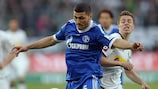 Sead Kolasinac became a Schalke regular in the second half of last season