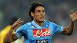 Edinson Cavani è stato capocannoniere in Serie A la scorsa stagione