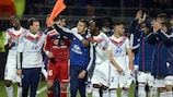 Lyon are among the teams entering the UEFA Champions League third qualifying round