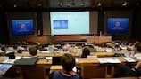 Seminario para nuevos delegados en Nyon
