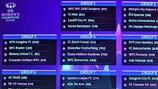 Tirage au sort du tour de qualification de l'UEFA Women's Champions League