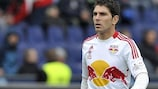 Jonathan Soriano scored the first hat-trick of the 2013/14 group stage