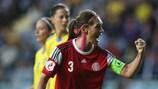 Katrine Søndergaard Pedersen tire un trait sur sa belle carrière