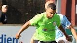 Khalid Benichou marcou o golo inaugural do Jeunesse Esch diante do TPS