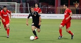 Filip Holender has relished playing alongside Honvéd's Italian contingent