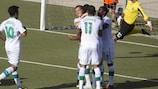 Le Xäzär a remporté la Super Coupe d'Azerbaïdjan à la surprise générale