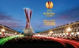 Visual identity for Turin final