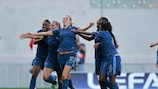France's glory as Toletti ends England resistance