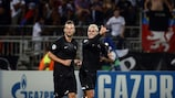 Real's stylish return leaves Lyon reeling