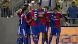 Basel steht erneut in der Gruppenphase