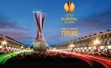 L'indentité visuelle de la finale à Turin