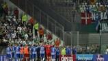 Esbjerg a éliminé Saint-Étienne en barrages