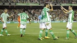 Betis are making their UEFA Europa League group stage debut