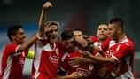 Six victoires d'affilée pour le Standard en Europe cette saison