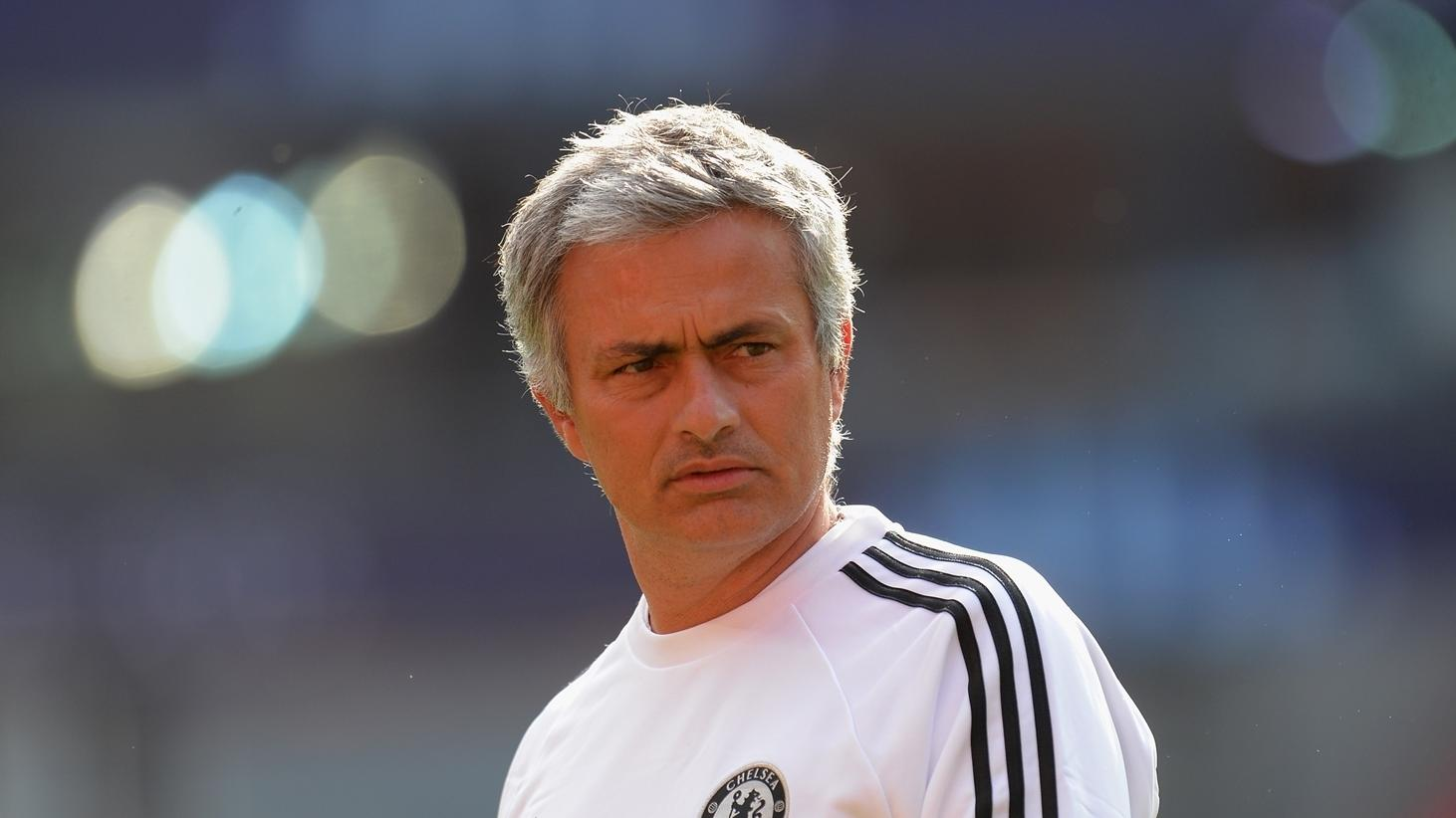Mourinho thrilled to be back at Chelsea | UEFA Champions ...