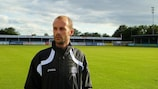 Rhyl managing director Mike Jones