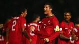 Ronaldo trifft dreifach in Nordirland