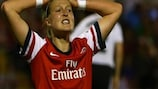 It has been a frustrating time for Ellen White and Arsenal