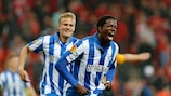 Bakenga coule le Standard en fin de match