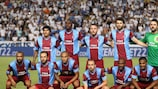 Trabzonspor line up on matchday one