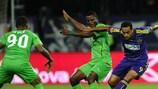 Bei Maribor wird am Donnerstag gegen Wigan ein neuer Mann auf der Bank sitzen