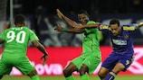 Rubin put five goals past Maribor on matchday one