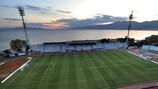 El Kantrida Stadium del Rijeka