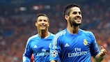 Isco set Madrid on their way, before Cristiano Ronaldo took centre stage