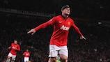 United's Moyes hails 200-goal Rooney