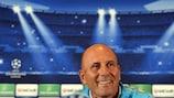 """We still have hope,"" says Marseille coach Élie Baup"