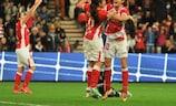 O Standard vai jogar a Glasgow após o empate 2-2